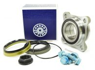Optimal Front Hub Wheel Bearing & Housing with ABS