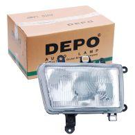 Depo Left Hand Headlamp