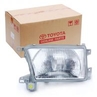 Genuine Toyota Left Hand Headlamp