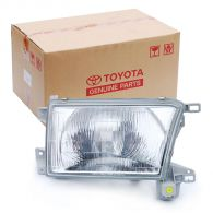 Genuine Toyota Right Hand Headlamp