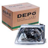 Depo Left Hand Headlamp Manual Adjust