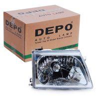 Depo Right Hand Headlamp Manual Adjust