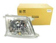 Genuine Toyota Right Hand Headlamp Clear Lens With Adjustable Levelling