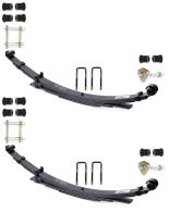 Owens Rear Leaf Spring Kit (Pair) with fitting hardware kit