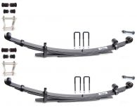 Owens Rear Leaf Spring Kit (Pair) with hardware