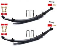 Pedders Heavy Duty Uprated Rear Leaf Spring Kit KUN25, KUN26