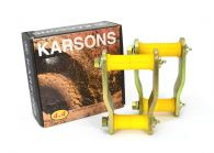Karsons Rear Extended Lifted Shackles with Box