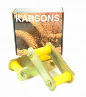 Karsons Rear Extended Lift Shackles with Box