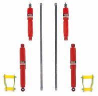 """Pedders Full 2"""" Suspension Lift Kit"""