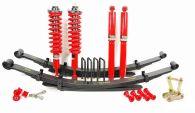 Pedders 50mm Full Suspension Lift Kit KUN25 & KUN26