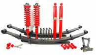 Pedders 50mm Full Suspension Lift Kit (Pre-Assembled)
