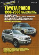 Max Ellery Workshop Repair Manual 1996-2008