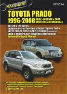 Max Ellery Workshop Repair Manual 1996-2008