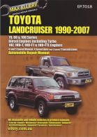Max Ellery Workshop Repair Manual Land Cruiser 1990-2007 Diesel