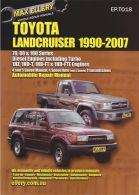 Max Ellery Workshop Repair Manual Land Cruiser 1990-2007 Diesel