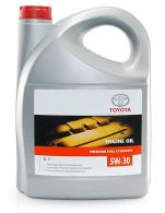 5 Litres Genuine Toyota 5W-30 PFE Synthetic Engine Motor Oil
