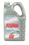 5 Litres Fuchs Titan 75W-90 Gear Syn Gearbox Oil
