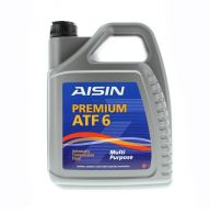 5 Litres Aisin ATF Automatic Transmission Fluid - Premium ATF6