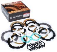 Karsons Double Front Swivel Hub Seal & Gasket Kit
