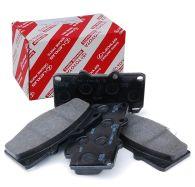Genuine Toyota Front Brake Pad Set with box