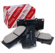 Genuine Toyota Front Brake Pad Set
