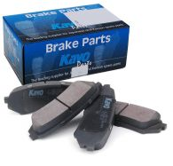 Kavo Rear Brake Pad Set with box