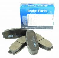 Kavo Rear Brake Pad Set - LC 200 Series R90 approved