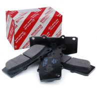Genuine Toyota Front Brake Pad Set with box