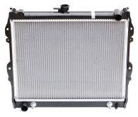 AVA Hilux Petrol Radiator 3Y & 4Y