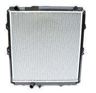 AVA Diesel Radiator Unit LN165 Manual Transmission