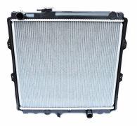 AVA Aluminium 3 Row Radiator KDN165 2.5cc