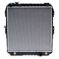 AVA Aluminium 3 Row Radiator for the Surf KZN130