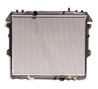 AVA Diesel Radiator for the KUN25 or KUN26 manual or Automatic fitment