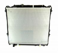 AVA Engine Cooling Radiator