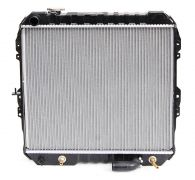 FS1 Aluminium 3 Row Radiator