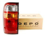 Depo Left Hand Rear Light Assembly