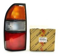Genuine Toyota Rear Lamp 81561-60410 - Amber/Clear/Red lens
