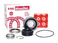 FAG Rear Wheel Bearing Seal Kit without ABS