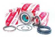 Genuine Toyota Rear Wheel Bearing Kit - Models With ABS