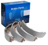 Kavo Rear Brake Drum Set - fits both rear Drums R90 Approved