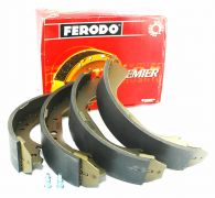 Ferodo Rear Brake Drum Shoe Set
