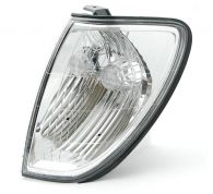 Genuine Toyota Left Hand Front Side Indicator Light with Clear Lens