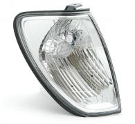 Genuine Toyota Right Hand Front Side Indicator Light with Clear Lens