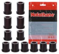 Nolathane Front Leaf Spring & Chassis Bushes
