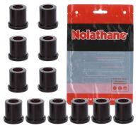Nolathane Rear Leaf Spring & Chassis Bushes