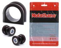 Nolathane Steering Rack Mounting Bush Kit UPTO>Aug/2002