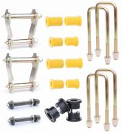 Complete Rear Leaf Spring Shackle, Pin & Bush Kit
