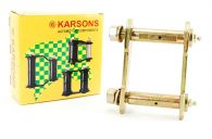 Karsons Greaseable Rear Spring Shackle