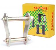Karsons Greasable Rear Leaf Spring Shackle