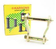 Karsons Greaseable Rear Leaf Spring Shackle